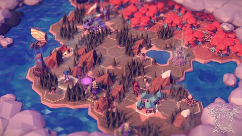 For the King : fin d'accès anticipé le 19 avril pour le jeu d'aventure tactique