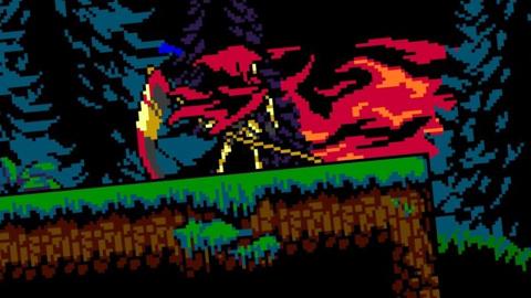 Jaquette de Shovel Knight : Specter of Torment - Quand 2D rime avec qualité sur Switch
