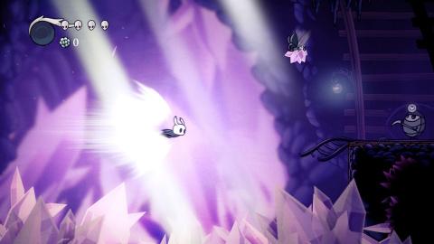 Hollow Knight : Les versions physiques PS4 et Switch à nouveau reportées