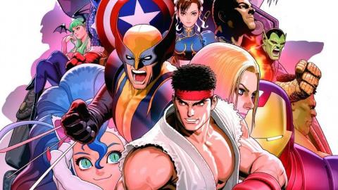 Jaquette de Ultimate Marvel Vs. Capcom 3 : retour en fanfare sur ONE