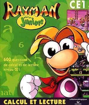 Rayman Junior CE1 sur PC