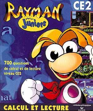 Rayman Junior CE2