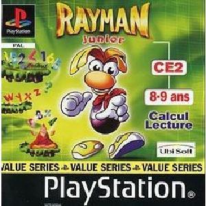 Rayman Junior CE2 sur PS1