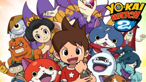 Jaquette de Yokai Watch 2 : Un épisode plus complet que le premier sur 3DS