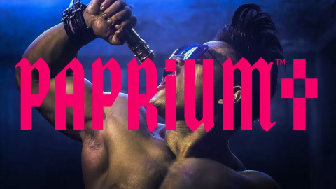Jaquette de PAPRIUM : le nouveau beat'em all sur Megadrive s'offre une pub à l'ancienne