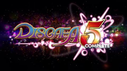 Jaquette de Disgaea 5 Complete : La cinématique d'intro et une date sur Switch
