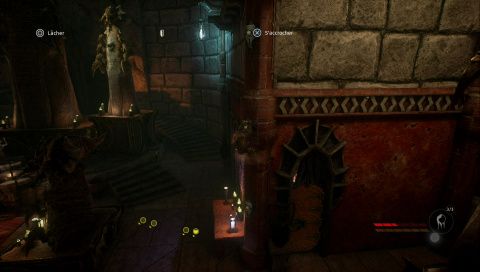 Le labyrinthe de passage