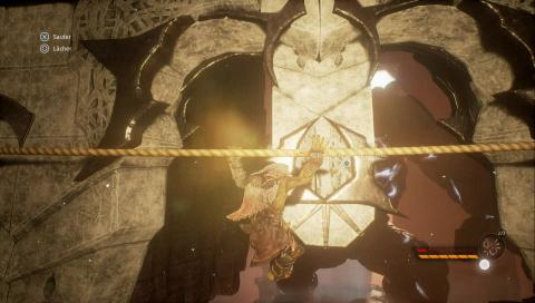 Boss final : le titan