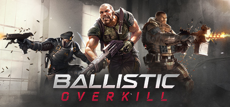 Ballistic Overkill sur PC