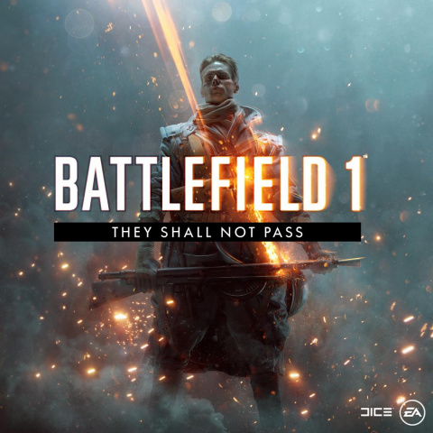Battlefield 1 : They Shall Not Pass sur PS4