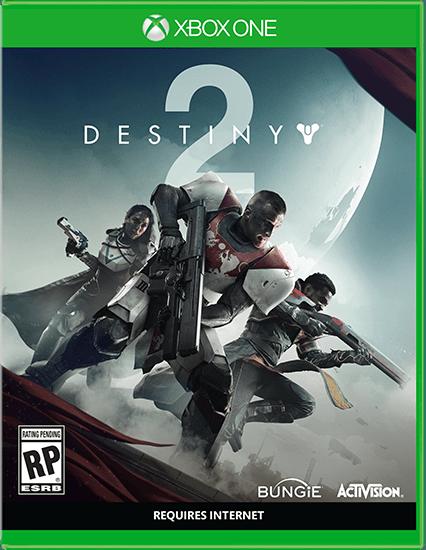 Destiny 2 sur ONE