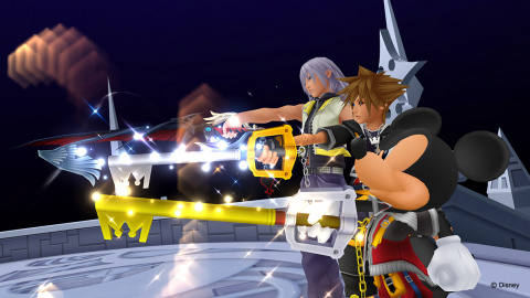 PS Store : Kingdom Hearts se refait une beauté en version ReMIX !