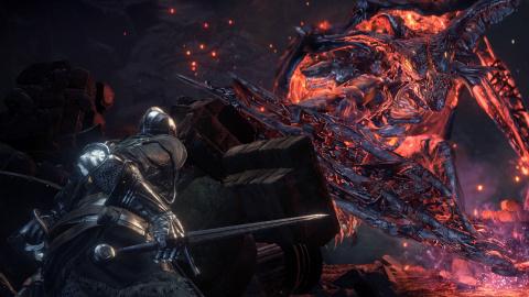 Jaquette de Dark Souls III : The Ringed City - Une conclusion idéale pour la saga ?