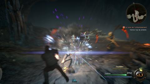 Final Fantasy XV - Episode Gladiolus : Seul face à Gilgamesh