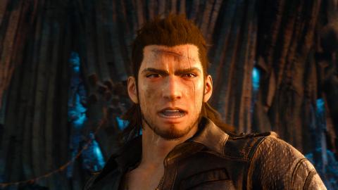 Jaquette de Final Fantasy XV - Episode Gladiolus : Seul face à Gilgamesh