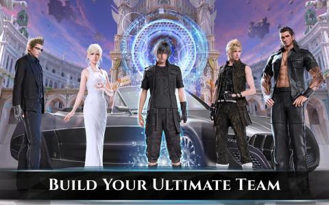 Final Fantasy XV se décline en jeu de stratégie sur mobiles