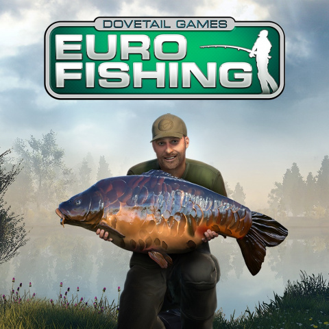 Dovetail Games Euro Fishing sur PS4