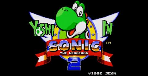 Sonic 2 à la sauce Yoshi's Island