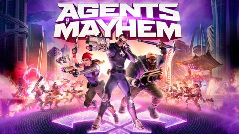 Jaquette de Agents of Mayhem : Un univers aux mécaniques trop génériques