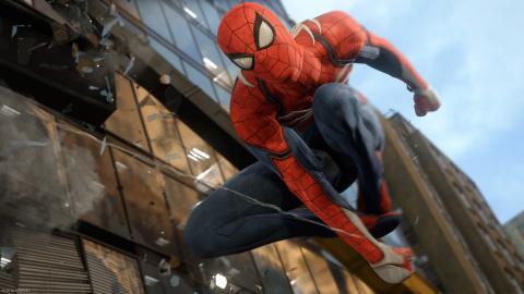 spider man sortirait bien en 2017 sur ps4