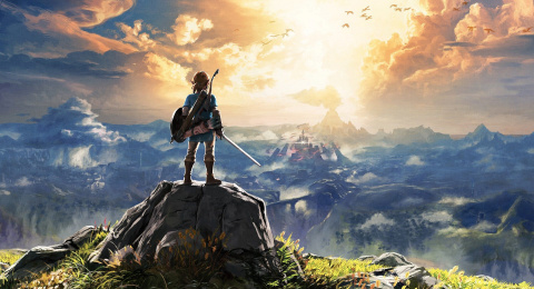 Concours : Gagnez une Switch, sa manette pro et Zelda : Breath of the Wild !