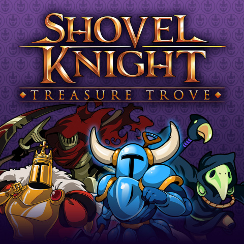 Shovel Knight : Treasure Trove sur Switch