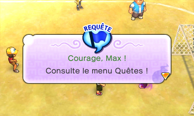 Courage, Max !