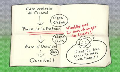 Voyage jusqu'à Ourcival