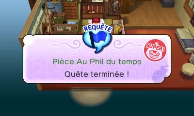 Pièce Au Phil du Temps