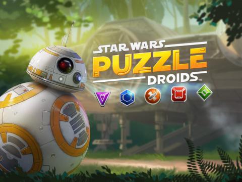 Star Wars : Puzzle Droids sur Android
