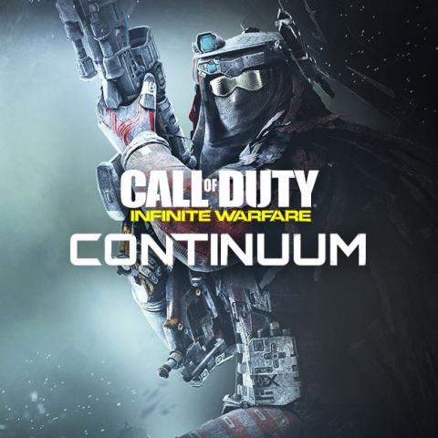 Call Of Duty : Infinite Warfare - Continuum sur PS4
