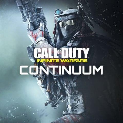 Call Of Duty : Infinite Warfare - Continuum sur PC