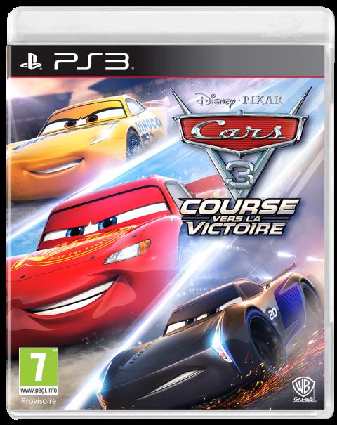Cars 3 : Course vers la Victoire sur PS3