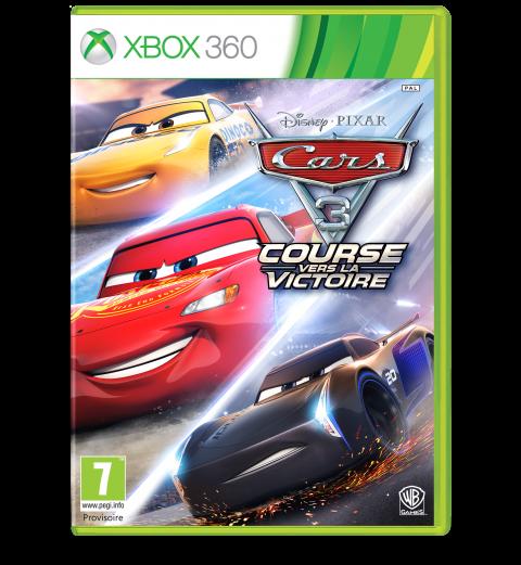 Cars 3 : Course vers la Victoire sur 360