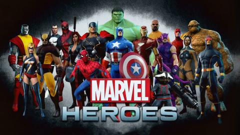 Marvel Heroes Omega sur PS4