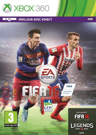 FIFA 16 sur 360