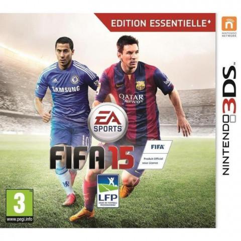 FIFA 15 sur 3DS