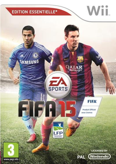 FIFA 15 sur Wii