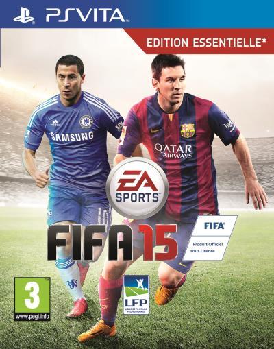 FIFA 15 sur Vita