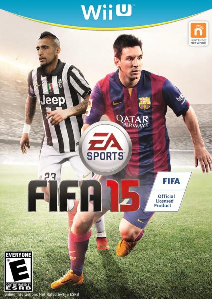 FIFA 15 sur WiiU