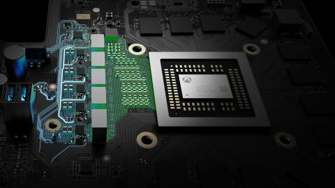 Xbox Scorpio : Toutes les infos techniques de la prochaine console de Microsoft
