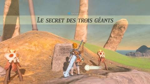 Le secret des trois géants - Tawa'Jin