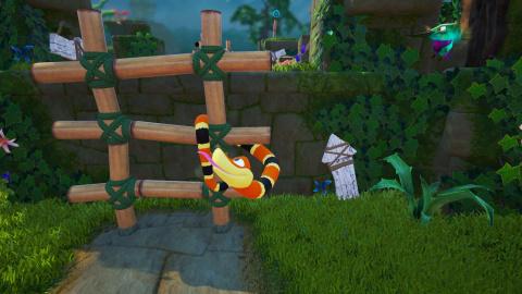 Snake Pass : Le plateformer qui serpente entre excellence et frustration