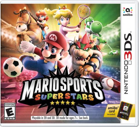 Mario Sports Superstars sur 3DS