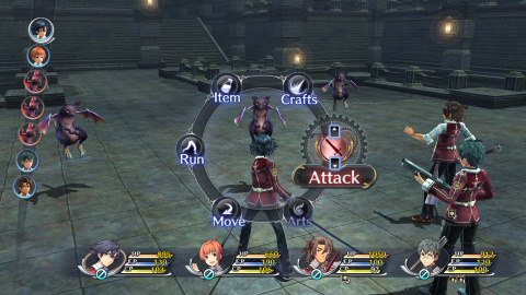 The Legend of Heroes : Trails of Cold Steel II sortira en juin sur PS4