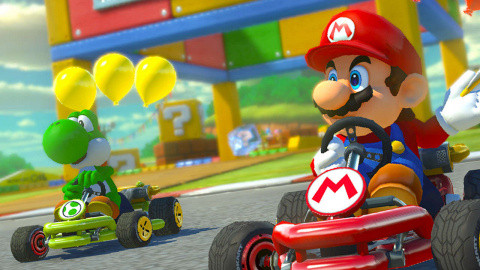 Mario Kart 8 Deluxe : les apports de la version Switch