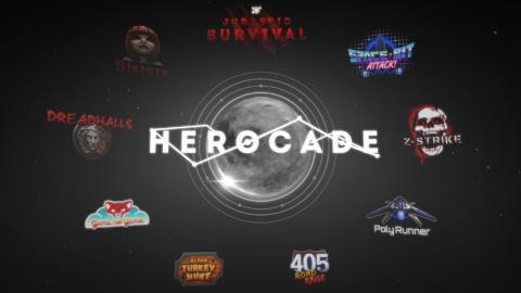HeroCade sur PS4