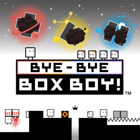 BYE-BYE BOXBOY! sur 3DS