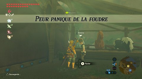 casque isolant zelda