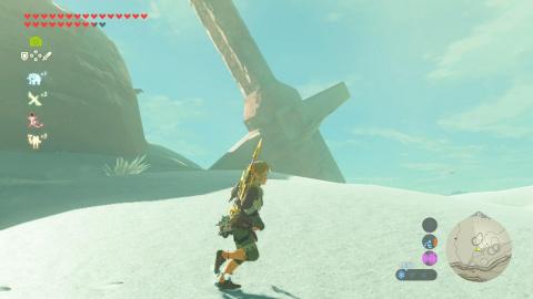 L'épée oubliée